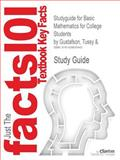 Basic Mathematics for College Students, Tussy & Gustafson and Cram101 Textbook Reviews Staff, 142883544X