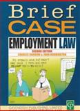 Briefcase on Employment Law, Charles Barrow and John W. Duddington, 185941544X