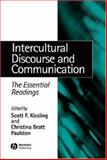 Intercultural Discourse and Communication, , 0631235442