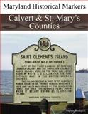 Maryland Historical Markers Calvert and St. Mary's Counties, Blackpool, Stephen, 0974255440