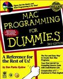 Mac Programming for Dummies, Dan Parks Sydow, 0764505440