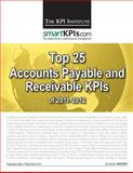 Top 25 Accounts Payable and Receivable KPIs Of 2011-2012, The KPI Institute, 1484155440