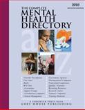 Complete Mental Health Directory 2010, , 1592375448