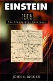 Einstein 1905, John S. Rigden, 0674015444