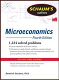 Microeconomics, Salvatore, 0071755454