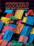 Introduction to Geography : People, Places, and Environment, Bergman, Edward F. and Renwick, William H., 0131445456