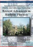 Elastic and Diffractive Scattering : Recent Advances in Hadron Physics, Kang, Kyungsik, 9810235453