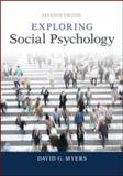 Exploring Social Psychology, Myers, David G., 0077825454