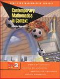 Contemporary Mathematics in Context Course 3 Part A : A Unified Approach, Coxford, Arthur F. and Fey, James T., 0078275458