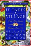 It Takes a Village, Hillary Rodham Clinton, 0684825457