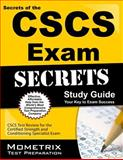 Secrets of the CSCS Exam Study Guide, CSCS Exam Secrets Test Prep Team, 1609715454