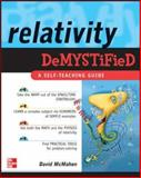 Relativity Demystified, McMahon, David and Alsing, Paul, 0071455450