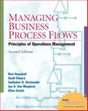 Managing Business Process Flows, Anupindi, Ravi, 0130675466