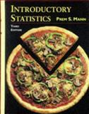Introductory Statistics, Mann, Prem S., 0471165468