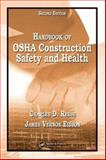 Handbook of OSHA Construction Safety and Health, Reese, Charles D. and Eidson, James Vernon, 0849365465