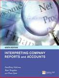 Interpreting Company Reports and Accounts, Sugden, Alan and Gee, Paul, 0273695460