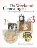 Weekend Genealogist, Marcia Yannizze Melnyk, 1558705465