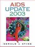 AIDS Update, 2003, Stine, Gerald J., 0130475467