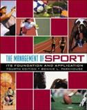 The Management of Sport : Its Foundation and Application with PowerWeb Bind-In Card, Parkhouse, Bonnie L., 0072985461