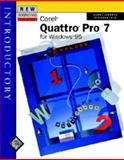 New Perspectives on Corel Quattro Pro 7 for Windows 95 : Introductory, Auer, David and Leschke, John, 0760035466