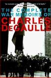 The Complete War Memoirs of Charles de Gaulle : 1940-1946, de Gaulle, Charles, 0786705469