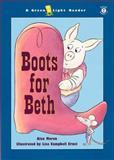 Boots for Beth, Alex Moran, 0152165460