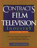 Contracts for the Film and Television Industry, Litwak, Mark, 1879505460