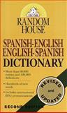 Random House Spanish-English English-Spanish Dictionary, RH Disney Staff, 0345405471