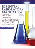 Essential Laboratory Manual for General, Organic and Biological Chemistry, Timberlake, Karen C., 0136055478
