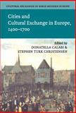 Cultural Exchange in Early Modern Europe, Muchembled, Robert and Monter, E. William, 0521845475