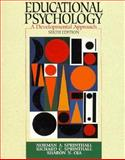 Educational Psychology : A Developmental Approach, Sprinthhall, Norman A. and Oja, Sharon N., 0070605475