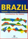 Brazil : Equitable, Competitive, Sustainable, World Bank, 0821355473