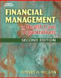 Financial Management in Health Care Organizations, McLean, Robert, 0766835472