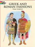 Greek and Roman Fashions, Tom Tierney, 0486415473