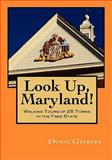 Look up, Maryland! Walking Tours of 25 Towns in the Free State, Doug Gelbert, 0982575475