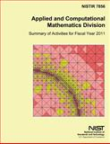 Applied and Computational Mathematics Division, U. S. Department U.S. Department of Commerce, 1499735472