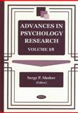 Advances in Psychology Research, , 1590335473