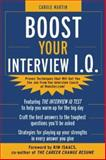 Boost Your Interview IQ 9780071425476