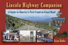 Lincoln Highway Companion, Brian Butko, 0811735478