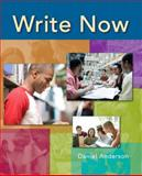 Write Now, Anderson, Daniel, 013241547X