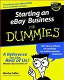 Starting an eBay Business for Dummies, Marsha Collier, 0764515470