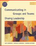 Communicating in Groups and Teams 9780534515478