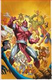 Evolutionary War, Louise Simonson, Mike Baron, Steve Englehart, Tom Defalco, 0785155473