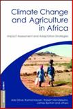 Climate Change and Agriculture in Africa : Impact Assessment and Adaptation Strategies, Dinar, Ariel and Hassan, Rashid M., 1844075478