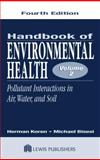 Handbook of Environmental Health and Safety, Koren, Herman and Bisesi, Michael S., 1566705479