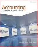 Accounting : Concepts and Applications, Albrecht, W. Steve and Stice, Earl K., 0538745487