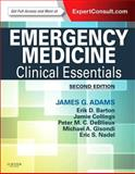Emergency Medicine : Expert Consult - Online and Print, Adams, James G., 1437735487