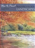 Watercolour Landscapes, Gwen Scott, 184448548X