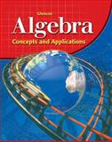 Algebra Study Guide Workbook : Concepts and Applications, McGraw-Hill, 007821548X