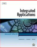 Integrated Applications for Office XP, Van Huss, Susie and Forde, Connie, 0538725486